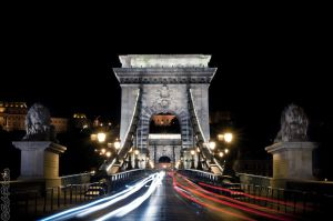 Budapest - Chain Bridge by Seb-Photos