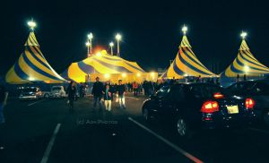 Corteo Circus Tent by ohwerdna