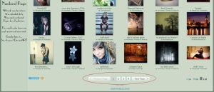Numbered Browser Pages by BloodAppleKiss
