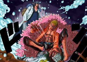 Doflamingo high and low by rodynaruto