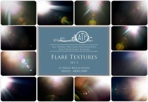 Flare Textures SET 3 by AllThingsPrecious