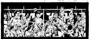 Dismissed Preview - Double Page Spread by ISignRob