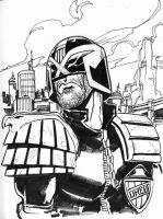 Dredd by Miketron2000