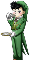 Milchioh Butler Link by Milchioh