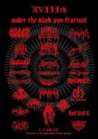 Under The Black Sun 2015 by lapidation2012