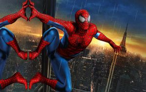 Ultimate Spider-Man the movie attempt by stick-man-11