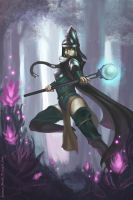 Mage by nraza