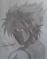 Kakashi Hatake - Anbu by 1The-God-Of-Art