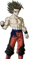 Gohan New Enhanced Mystic by Elyas11