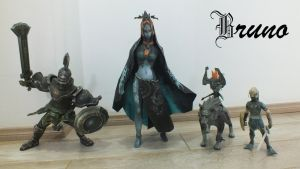 Twilight Princess Papercrafts by BrunoPigh