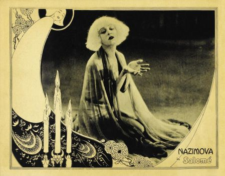 Vintage Stock - Alla Nazimova2 by Hello-Tuesday