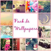 Pack de 66 Wallpapers (Para Youtube) by CutinaEditions