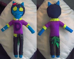 Danny Plushie by evil-goma
