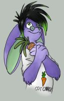 Got Carrot by RansomDracalis