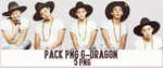 Pack PNG #130: G-Dragon by jimikwon2518