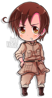Chibi Series - S. Italy by say0ran