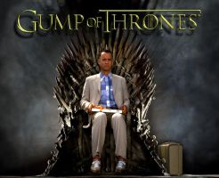 Gump of Thrones by Brandtk