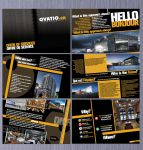 brochure for ovatio.ca by sounddecor