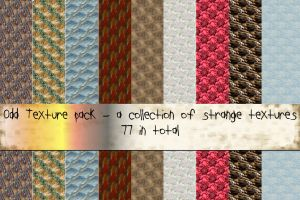 Odd texture Collection by Fire-Fuel