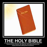 The Holy Bible by Sc1r0n