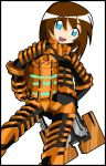 Dead Space Loli Colored by Ultimatetransfan