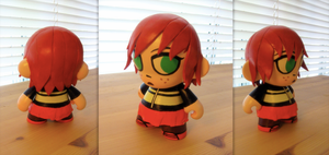 Kim Pine Munny by sparr0