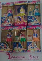 PGSM MINI DOLL COLLECTION COMPLETE SET by prinsesaian