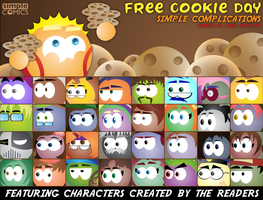 SC: Ch.35 - Free Cookie Day by simpleCOMICS