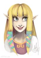 The Goddess by ditto9