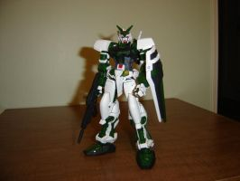 MBF-P04 Astray Green Frame by BlackImpulse