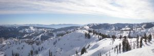 Squaw Valley-Early Morning by zachn