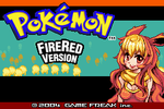 Moemon - Flareon Title Screen by CMagister