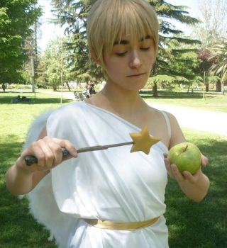 Britain Angel cosplay by twinings-lennon