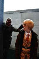 APH- Zombie OnO by Ginger-Hero