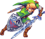 Link - Pixel Art by NeoZ7