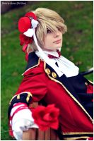 Pandora Hearts: Rose by Emi-zone