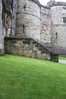 Skipton Castle 24 by Tasastock