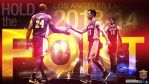 Hold the Fort LA Lakers 2560 x 1440 by YaDig