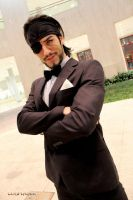 Tuxedo Snake MGS Cosplay - The BEST is yet to come by LeonChiroCosplayArt