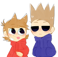 Eddsworld - Commie and Jehovah's Witness by SachikoChii