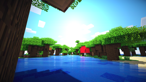 Shaders Minecraft by BC89