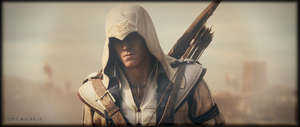 Assassin's Creed 3 - Connor Kenway by EiL17
