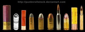Bullet Kit by PunknrollStock
