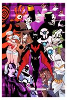 Batman Beyond by dfridolfs