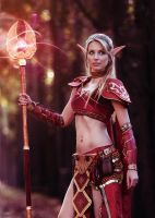 Blood Elf 2016 by Lena-Lara