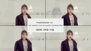 Photopack IU Not Spring Love Or Cherry Blossom #25 by mearilee27