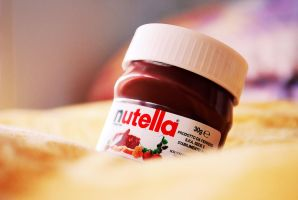 I love nutella by Gabby-Art