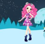 Ever After High Epic Winter Snow Pixies Veronicub by kimpossiblelove
