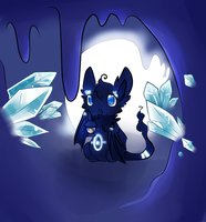 Stardust Cave by Illusion-Kat