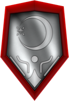 OOT Mirror Shield by BLUEamnesiac